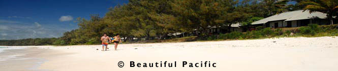 picture of Drehu Village Resort, We, Lifou, Loyalty Islands beach
